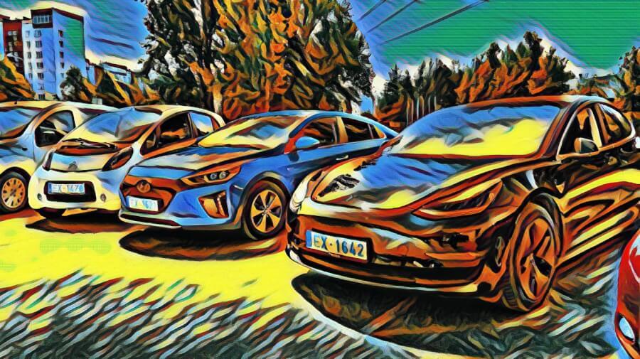 Elektroauto burziņš
