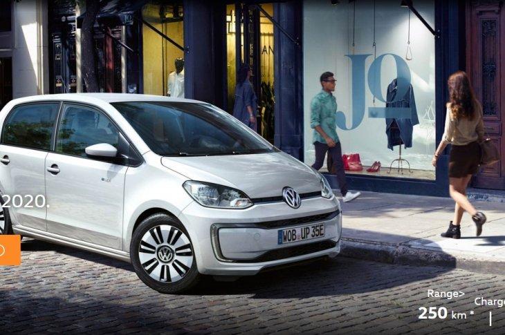 Jaunais VW e-up!