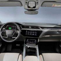 Audi atklāj lētāku e-tron variantu 11