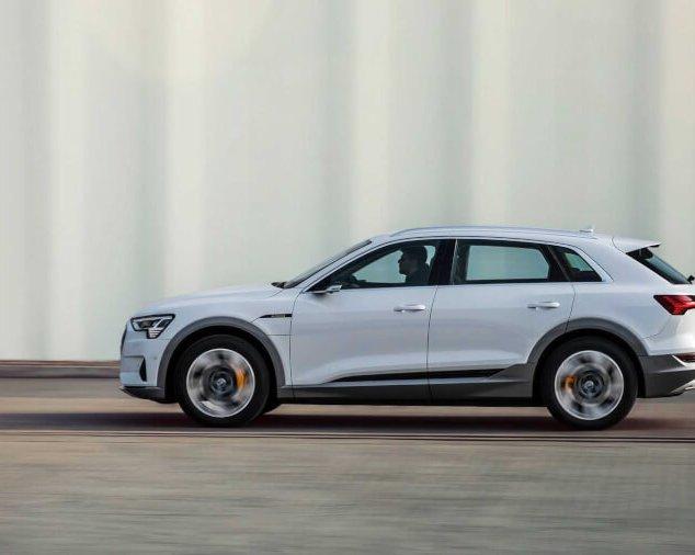 Audi atklāj lētāku e-tron variantu 1