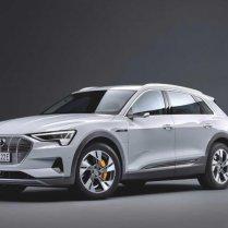 Audi atklāj lētāku e-tron variantu 7