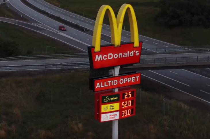 McDonalds McCharge