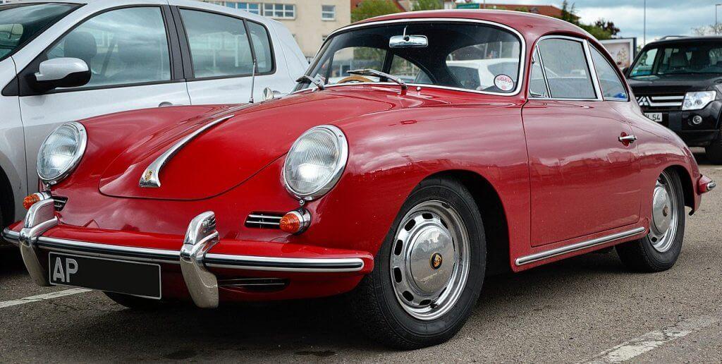 Porsche 356. Avots: wikipedia.org