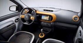 Renault lētais pilsētas elektroauto - Twingo Z.E. 7