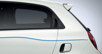 Renault lētais pilsētas elektroauto - Twingo Z.E. 4