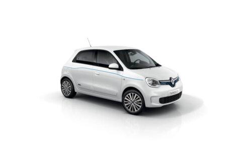 Renault lētais pilsētas elektroauto - Twingo Z.E. 1