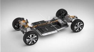Volvo strauji elektrificēs piedāvājumu. Sāk ar XC40 13
