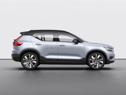 Volvo strauji elektrificēs piedāvājumu. Sāk ar XC40 9