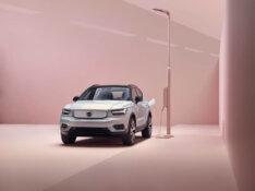 Volvo strauji elektrificēs piedāvājumu. Sāk ar XC40 2