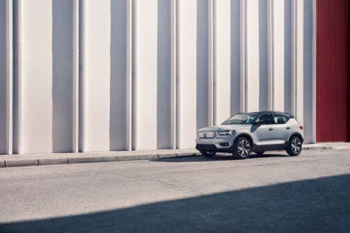Volvo strauji elektrificēs piedāvājumu. Sāk ar XC40 1