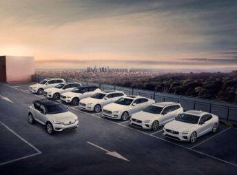 Volvo strauji elektrificēs piedāvājumu. Sāk ar XC40 15