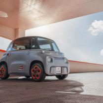 Citroën elektromobilis, kas maksā 6'900 € 11