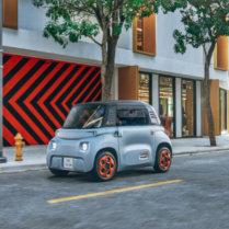 Citroën elektromobilis, kas maksā 6'900 € 5