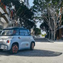 Citroën elektromobilis, kas maksā 6'900 € 3