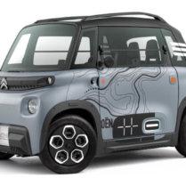 Citroën elektromobilis, kas maksā 6'900 € 10