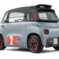 Citroën elektromobilis, kas maksā 6'900 € 9