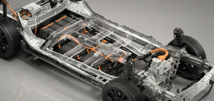 Mazda izlien no dūmiem - MX-30 7