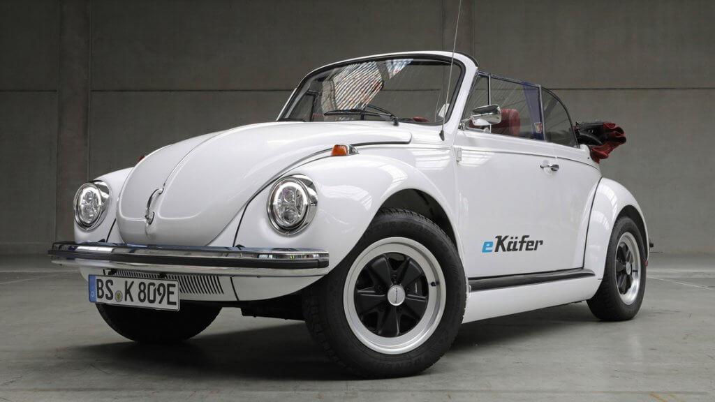 VW e-Beetle
