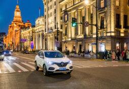 12'000 € elektroauto no Renault - K-ZE 10