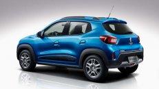 12'000 € elektroauto no Renault - K-ZE 6