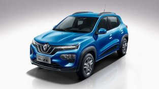 12'000 € elektroauto no Renault - K-ZE 4