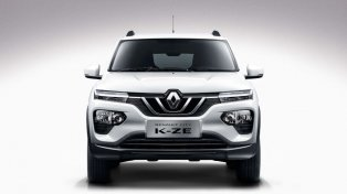 12'000 € elektroauto no Renault - K-ZE 3