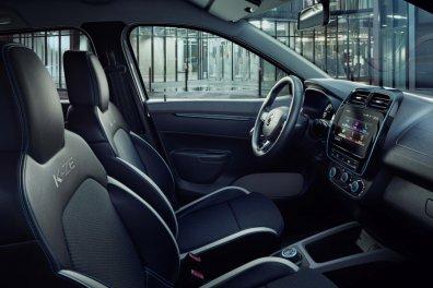 12'000 € elektroauto no Renault - K-ZE 7