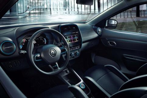 12'000 € elektroauto no Renault - K-ZE 8