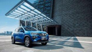 12'000 € elektroauto no Renault - K-ZE 2