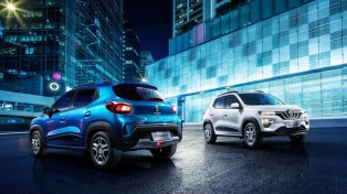 12'000 € elektroauto no Renault - K-ZE 1