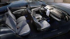 Elektriskais Ford Mustang Mach-E 12