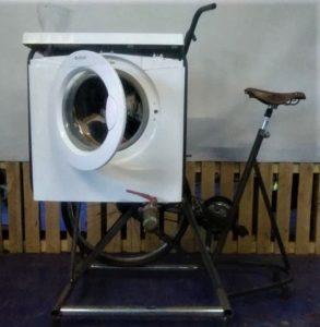Velo-veļasmašīna