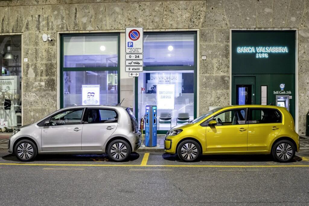 Jaunai VW e-up!