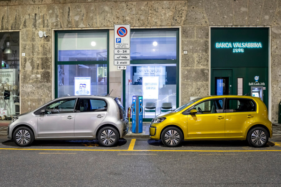 Jaunai VW e-up!