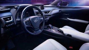 Lexus ar gariem zobiem izlaiž elektroauto 7