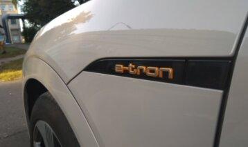 Audi e-tron 55 apskats (+video) 3