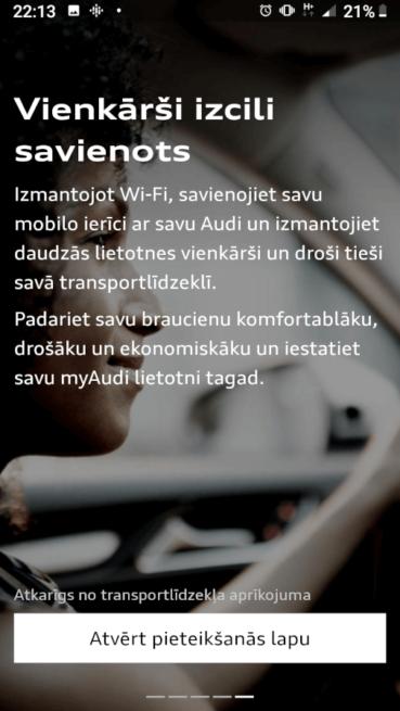 Audi e-tron 55 apskats (+video) 8