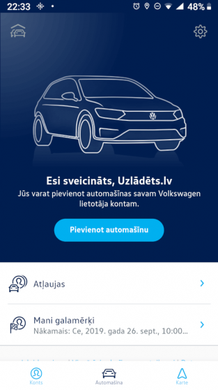 Volkswagen e-Golf apskats (+video) 2