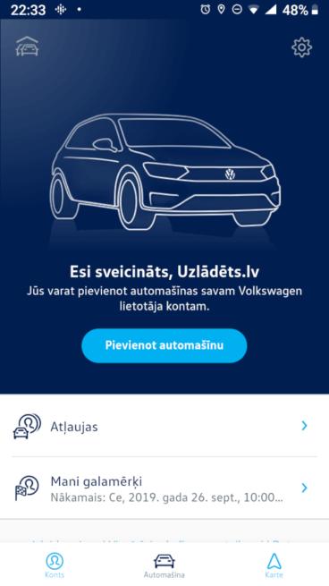 Volkswagen e-Golf apskats (+video) 2