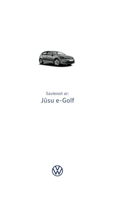 Volkswagen e-Golf apskats (+video) 1
