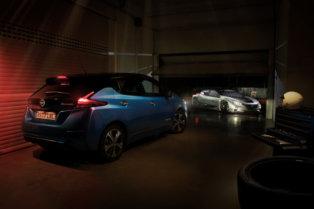 Nissan prezentē jaudīgāko LEAF - NISMO RC 13