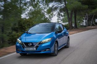 Nissan prezentē jaudīgāko LEAF - NISMO RC 14