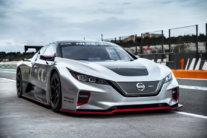 Nissan prezentē jaudīgāko LEAF - NISMO RC 7
