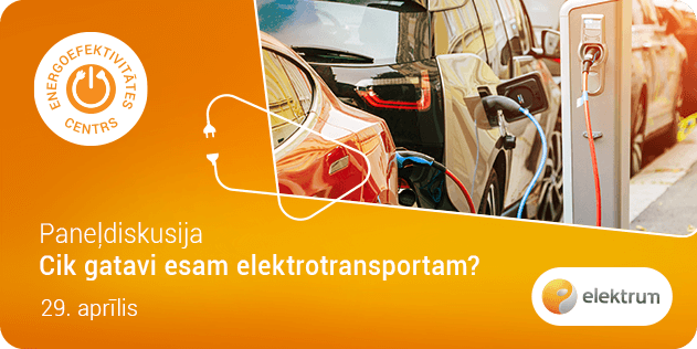 Seminārs elektrotransports