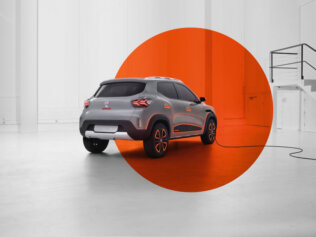 Dacia elektroauto rEVolūcija - Spring Electric 4