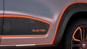 Dacia elektroauto rEVolūcija - Spring Electric 3