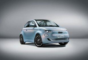 "Fiat 500 ""la Prima"" - pilsētas elektroauto ar šiku 7"