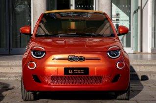 "Fiat 500 ""la Prima"" - pilsētas elektroauto ar šiku 8"