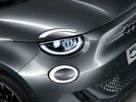 "Fiat 500 ""la Prima"" - pilsētas elektroauto ar šiku 5"