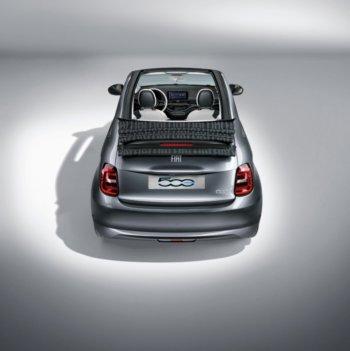 "Fiat 500 ""la Prima"" - pilsētas elektroauto ar šiku 1"